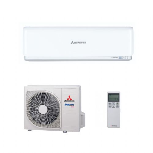 Mitsubishi Heavy Industries Air Conditioning SRK25ZSX Wall Mounted Inverter Heat Pump 2.5Kw/10000Btu A+++ 240V~50Hz